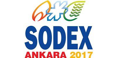 10-13 Mayıs Sodex Ankara Fuarındayız