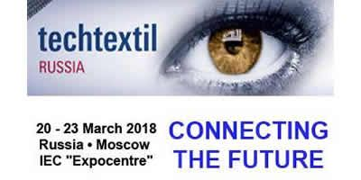 2018 Moskova Teknik Tekstil Fuarı - Techtextil Moscow,2018 Fair